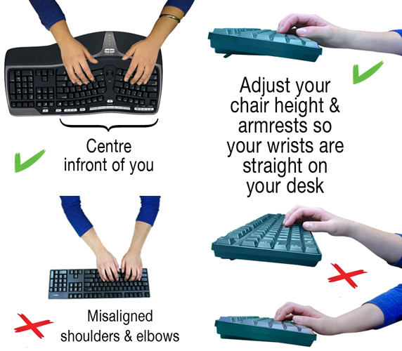 keyboard-alignment